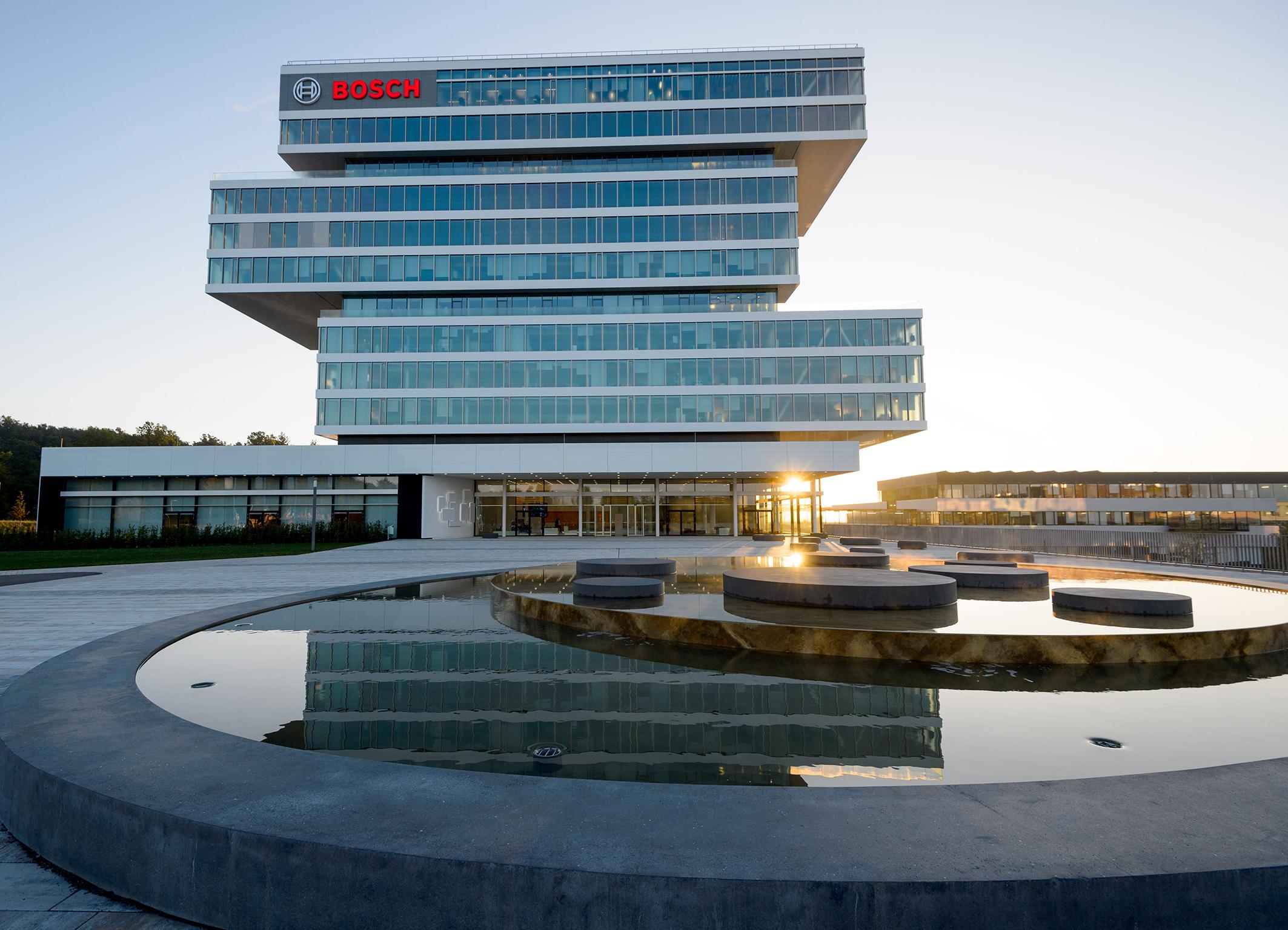 Bosch's Forschungscampus in Renningen, Germany