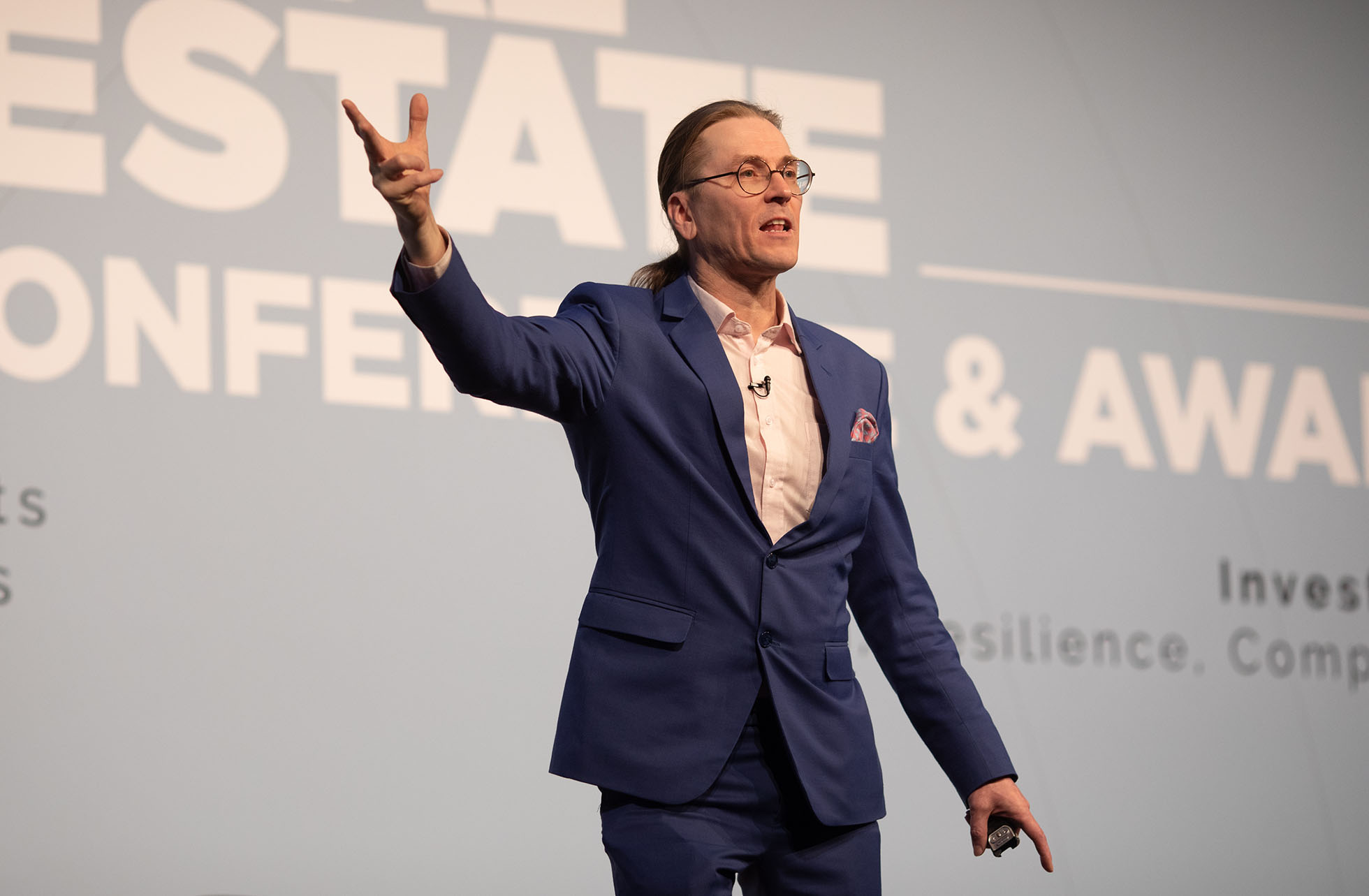 Mikko Hypönnen, IPE Real Estate Global Conference & Awards 2019