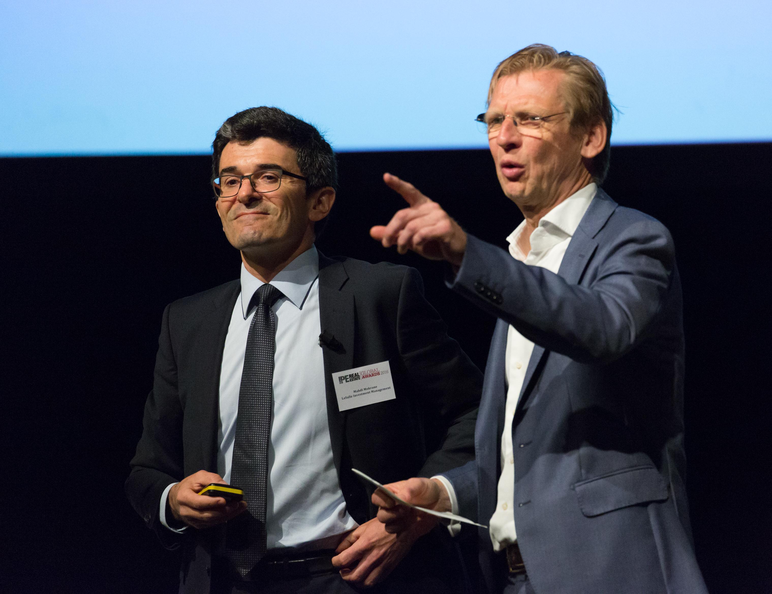 IPE RE Global 2016 - Mahdi Mokrane, Piet Eichholtz